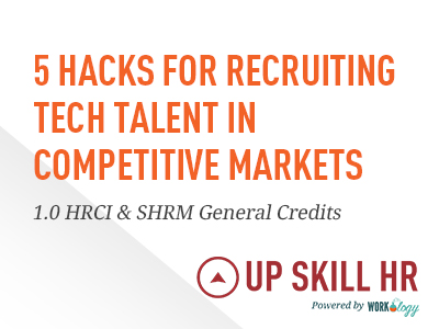 Recruiting Tech Talent in Competitive Markets