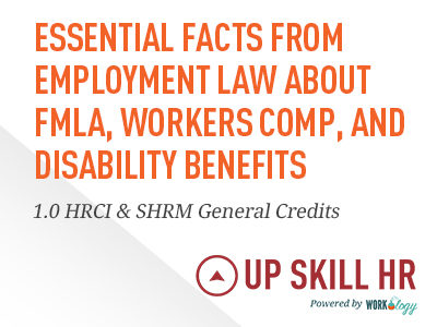 Facts from Employment Law About FMLA, Workers Comp, and Disability Benefits