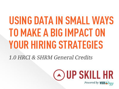 Using Data to Make a Big Impact