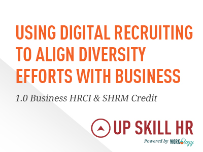 using digital recruiting to align diversity efforts with business goals