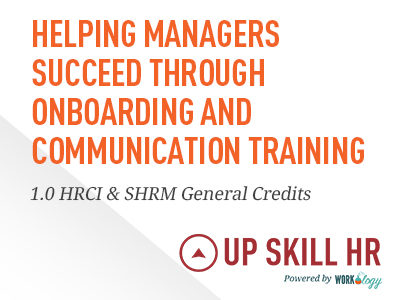 Helping Managers Succeed