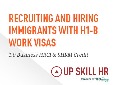 Recruiting and Hiring Immigrants