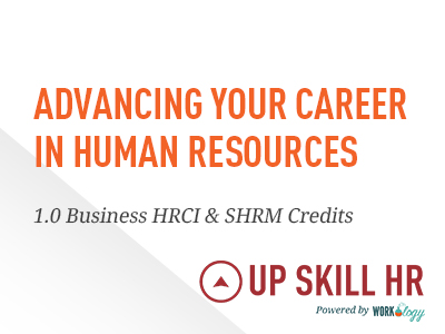 Advancing Your HR Career