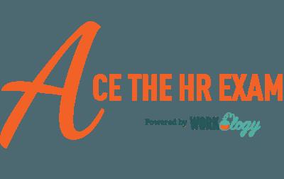 Ace The HR Exam Logo