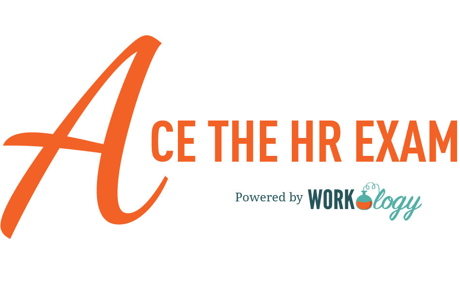 Ace The HR Exam Logo