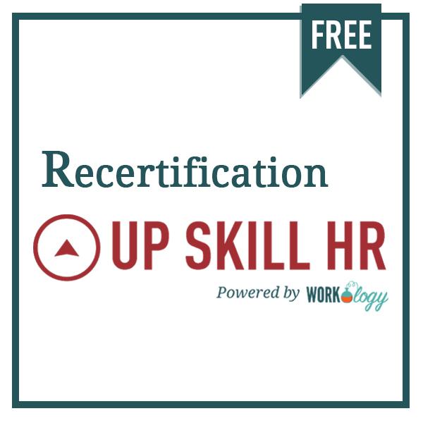 Free Recertification