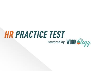 HR Practice Test