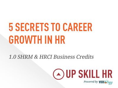 Secrets to Career Growth in HR