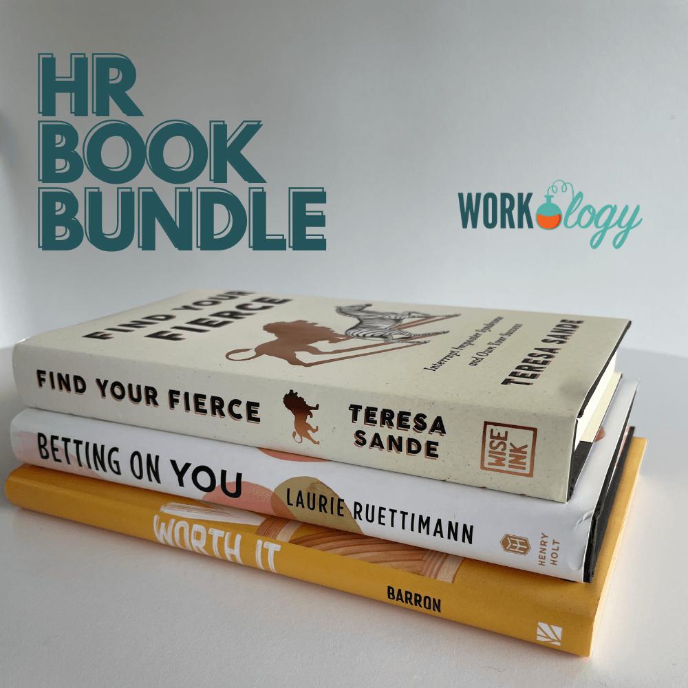HR Book Bundle (4)